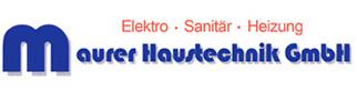 Elektro Sanitär Heizung:  Maurer Haustechnik GmbH