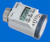 Thermostatventil mit Zeit- und Temperaturregelung