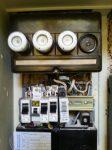 Alte Elektrosicherungsanlage